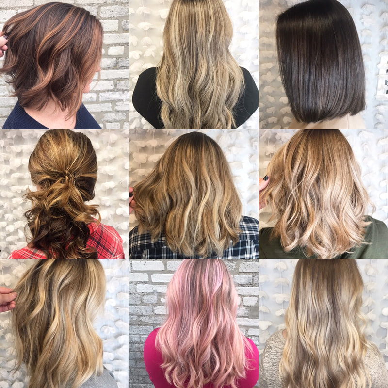 Be Beautiful Hair Salon - Haircuts, Hair Color, Hair Extensions, Makeup, Balayage